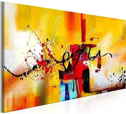 Quadri Moderni Stampa su Tela Canvas cm 120x60 Quadro Moderno Astratto 07
