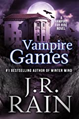 Vampire Games (Vampire for Hire Book 6) Kindle Edition