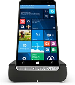 HP Elite X3 and Elite X3 Desk Dock (X9U42UT#ABA)