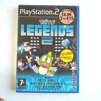 taito legends 2 pc