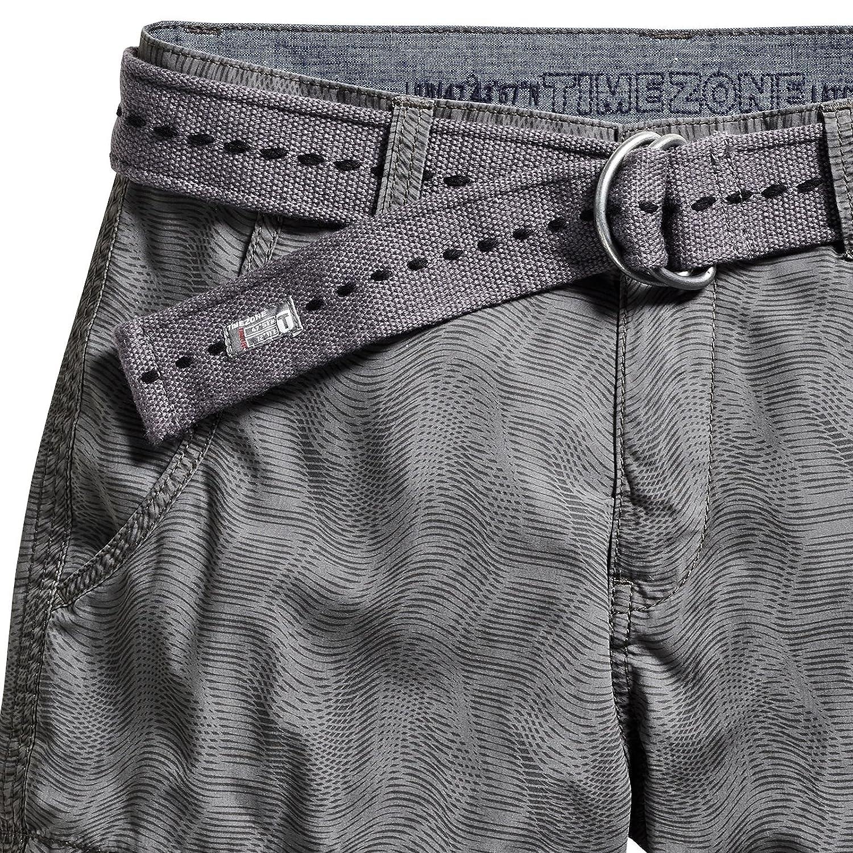 Belt Shorts Timezone Herren Loose Maguire Incl