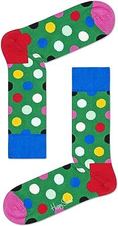 Happy Socks Big Dot Sock Calcetines para Hombre
