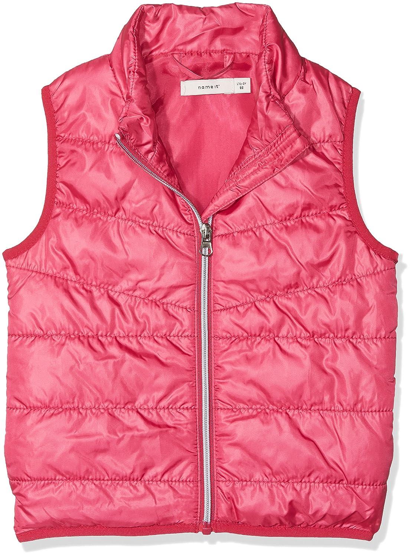 Name It Baby Girls' Nmfmylan Vest Gilet 104 13149122