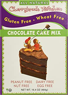 Cherrybrook Kitchen Gluten Free Chocolate Cake Mix, 16.4 oz
