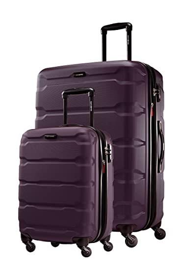 Amazon.com: Samsonite Omni PC 2 piezas de 20 y 28 Spinner ...