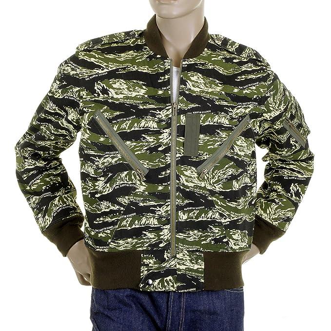 RMC MKWS - Chaqueta - para Hombre Verde Verde Medium: Amazon.es: Ropa y accesorios