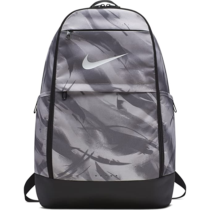 new high quality good selling popular stores NIKE Brasilia All Over Print Backpack