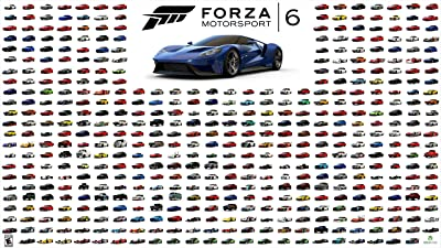 Forza Motorsport 6 Deluxe Edition Pre-Order - Xbox One [Digital Code]