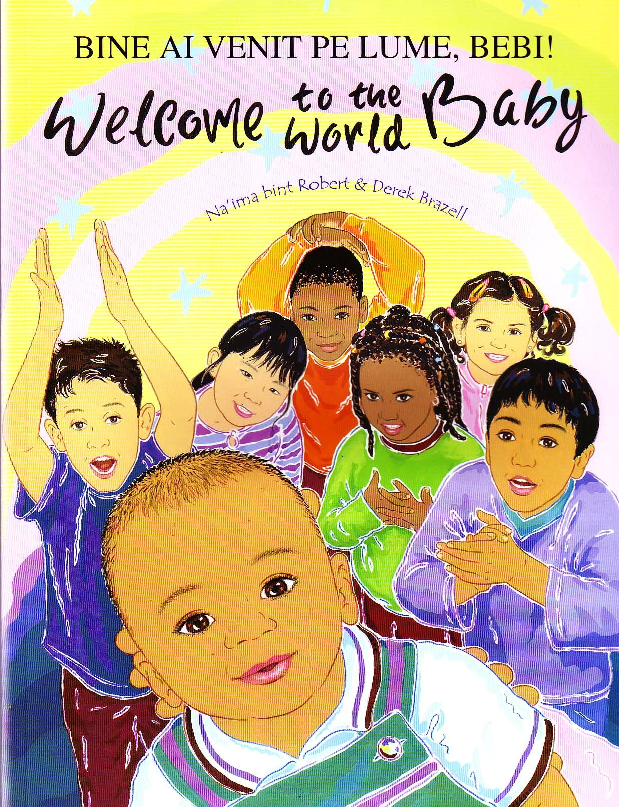 Welcome to the World Baby in Romanian and English (English and Romanian Edition) PDF