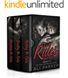 The Rules Box Set: A Bad Boy Professor Series (Box Set Extravaganza Book 2)