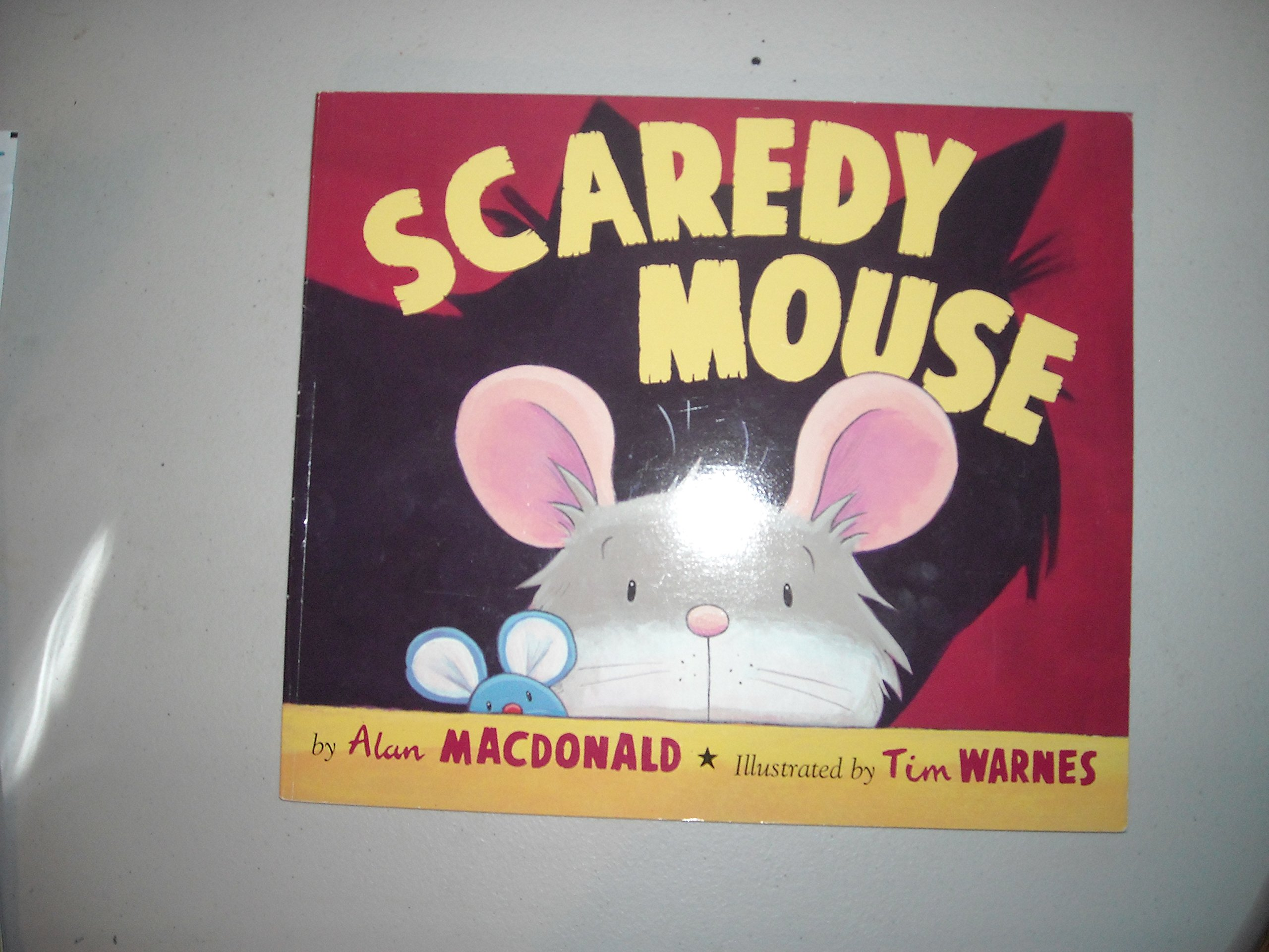 Download Scaredy Mouse ebook