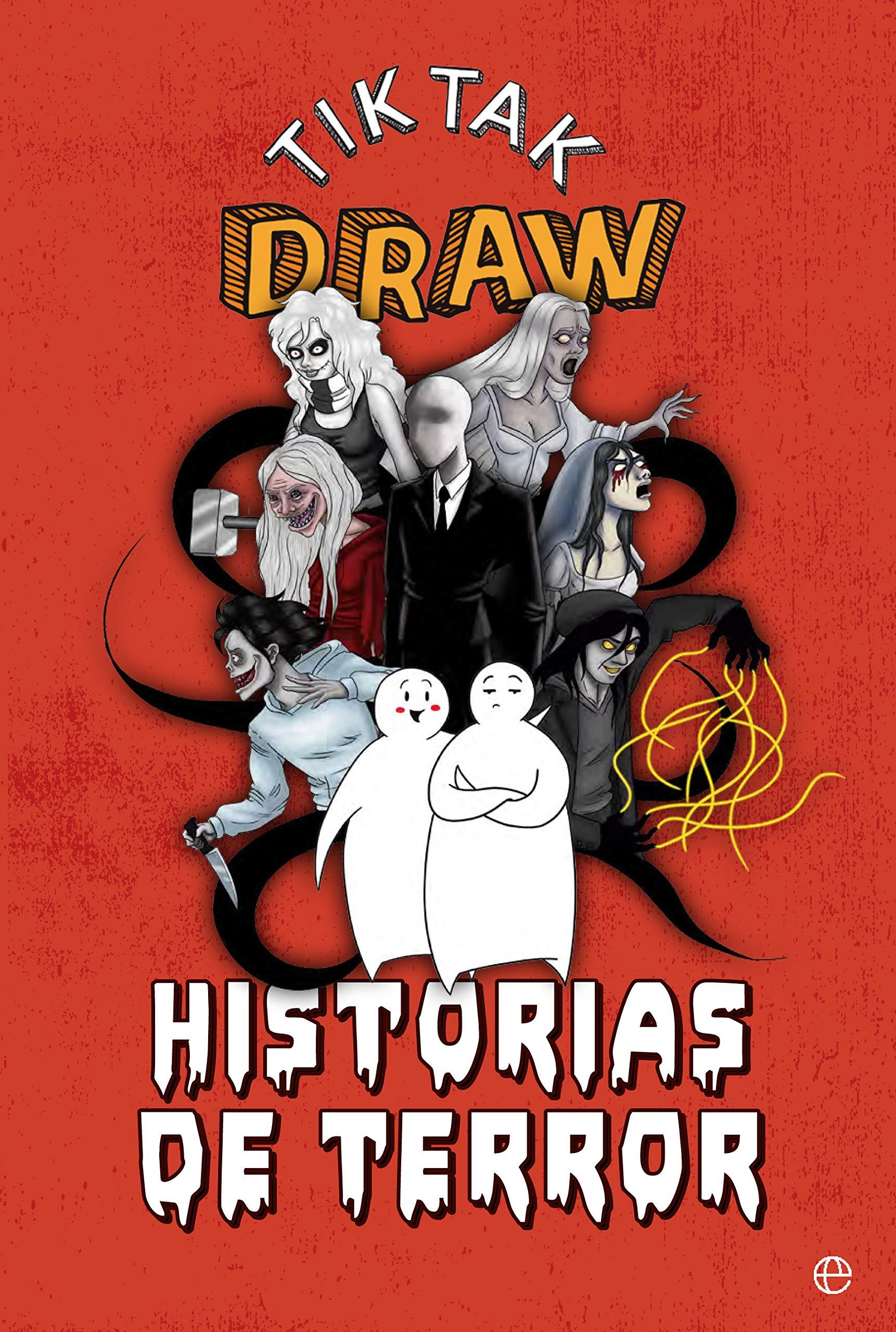 Historias de terror (Fuera de colección): Amazon.es: TikTak Draw ...
