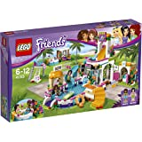 LEGO - 41313 - Friends - Jeu de construction - La Piscine d'Heartlake City
