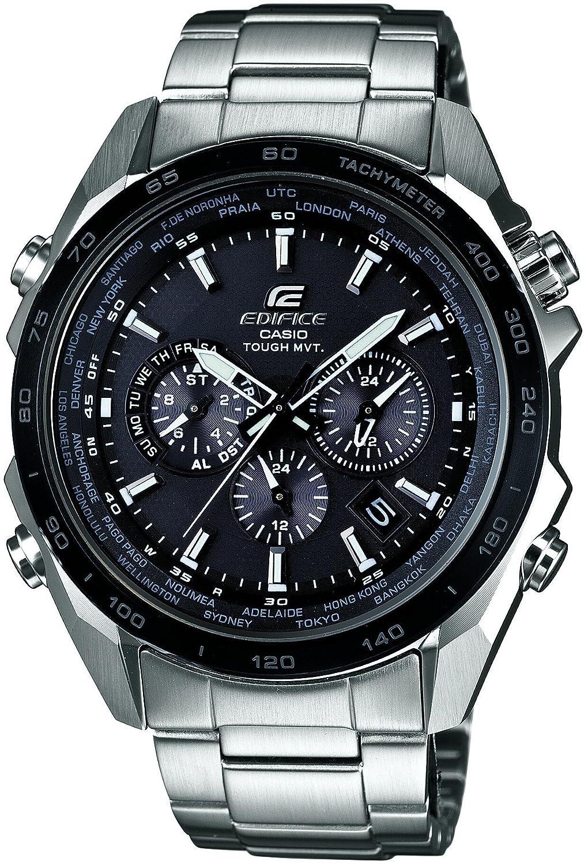 [カシオ]CASIO 腕時計 EDIFICE エディフィス タフソーラー 電波時計 MULTIBAND 6 EQW-T610DB-1AJF メンズ B007EGYWA2