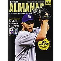 Beckett Baseball Almanac #21 (Beckett Almanac of Baseball Cards and Collectibles)