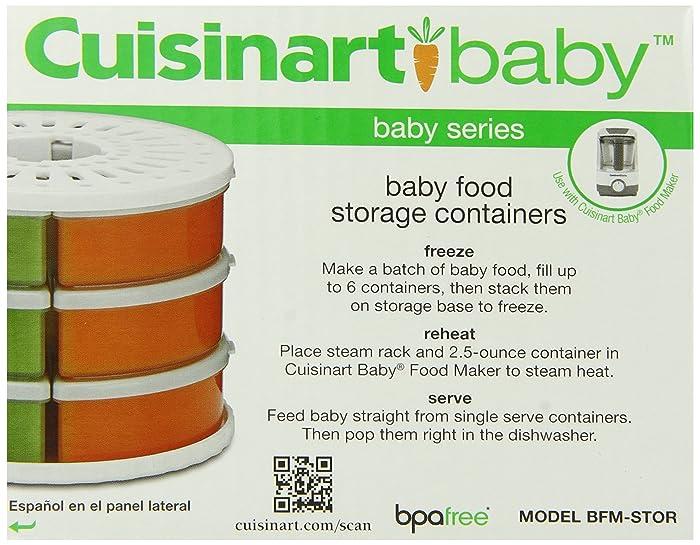 Top 10 Cuisinart Baby Food Maker  Bottle Warmer Bfm1000
