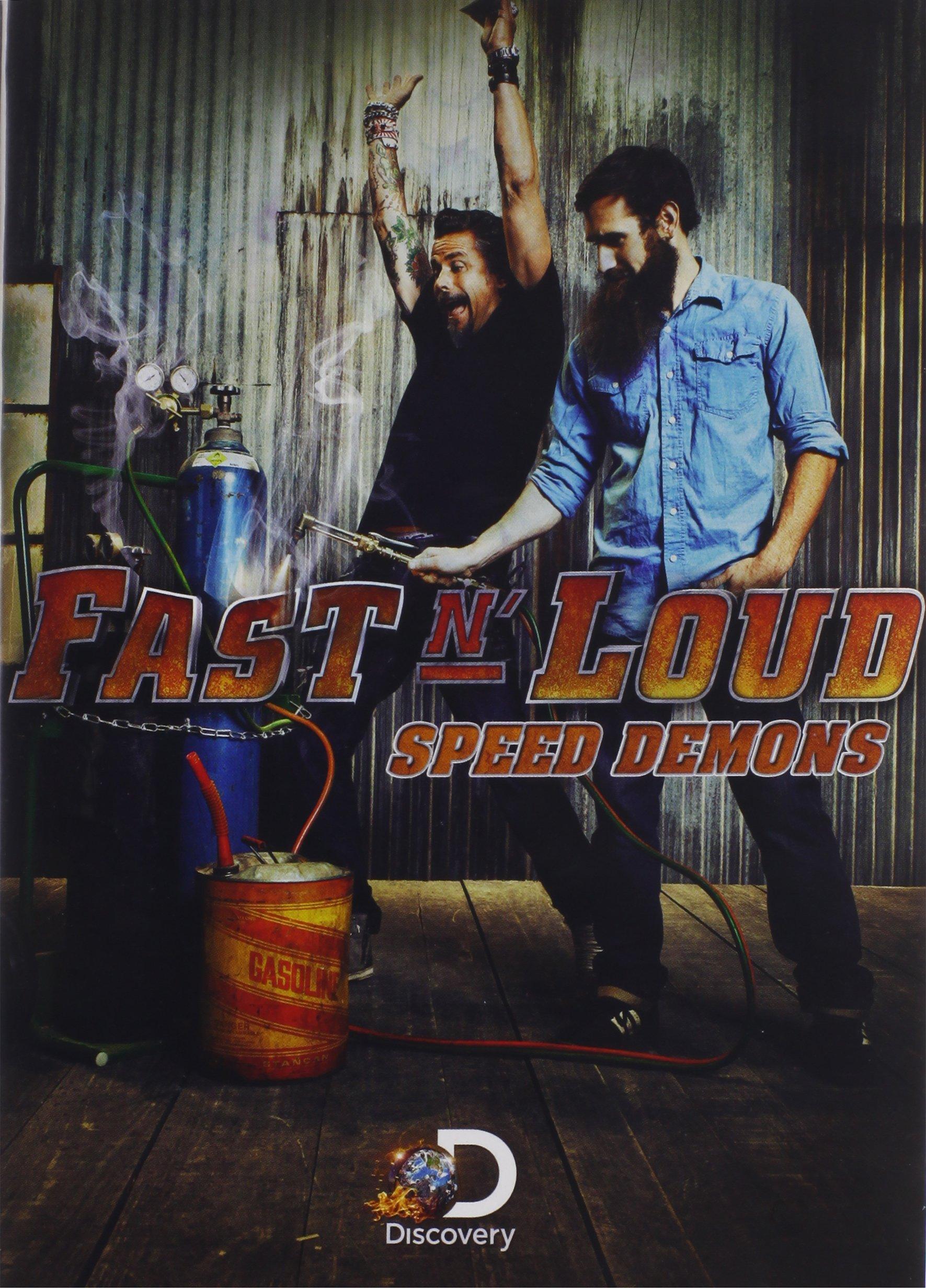 Fast N' Loud: Speed Demons