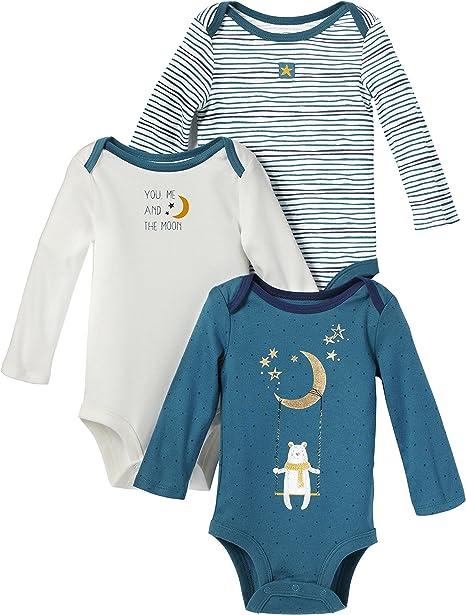 Pink Lamaze Organic Baby Girls Lamaze Baby Organic 5 Pack Shortsleeve Bodysuits 3M