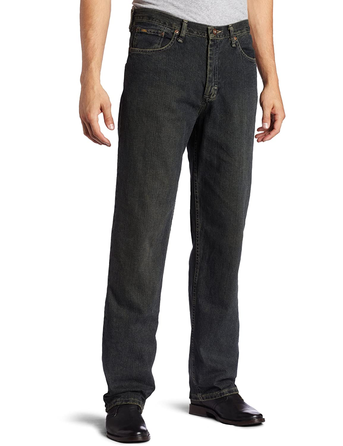 Lee Mens Premium Select Relaxed-Fit Straight-Leg Jean