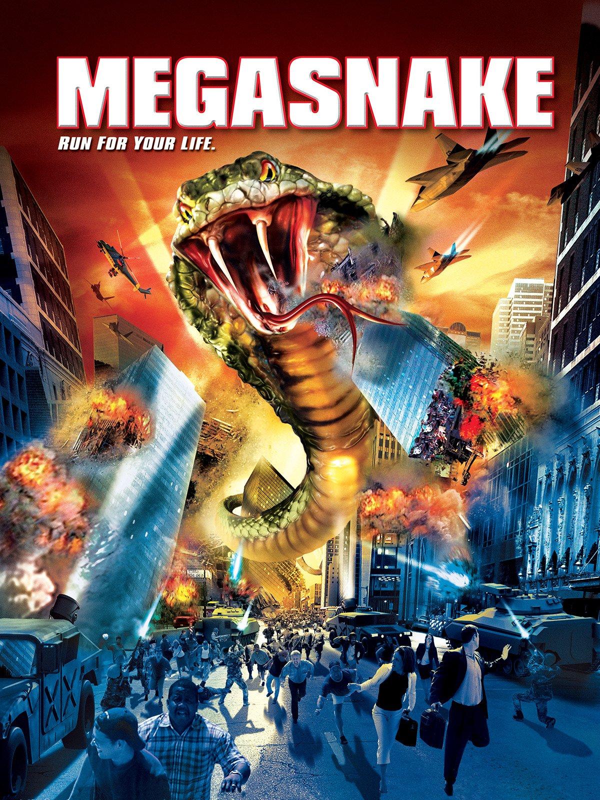 watch mega snake movie online for free