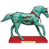 """Enesco Trail of Painted Ponies """"Turquoise Journey"""" Stone Resin Figurine, 6.5"""""""