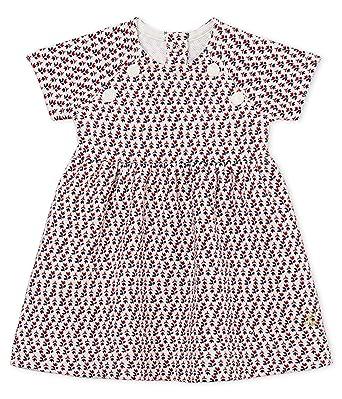 e310ad15fd2 Petit Bateau Basko Robe Bébé Fille  Amazon.fr  Vêtements et accessoires