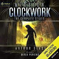 Mission Clockwork: The Complete Series: Mission Clockwork, Books 1-4