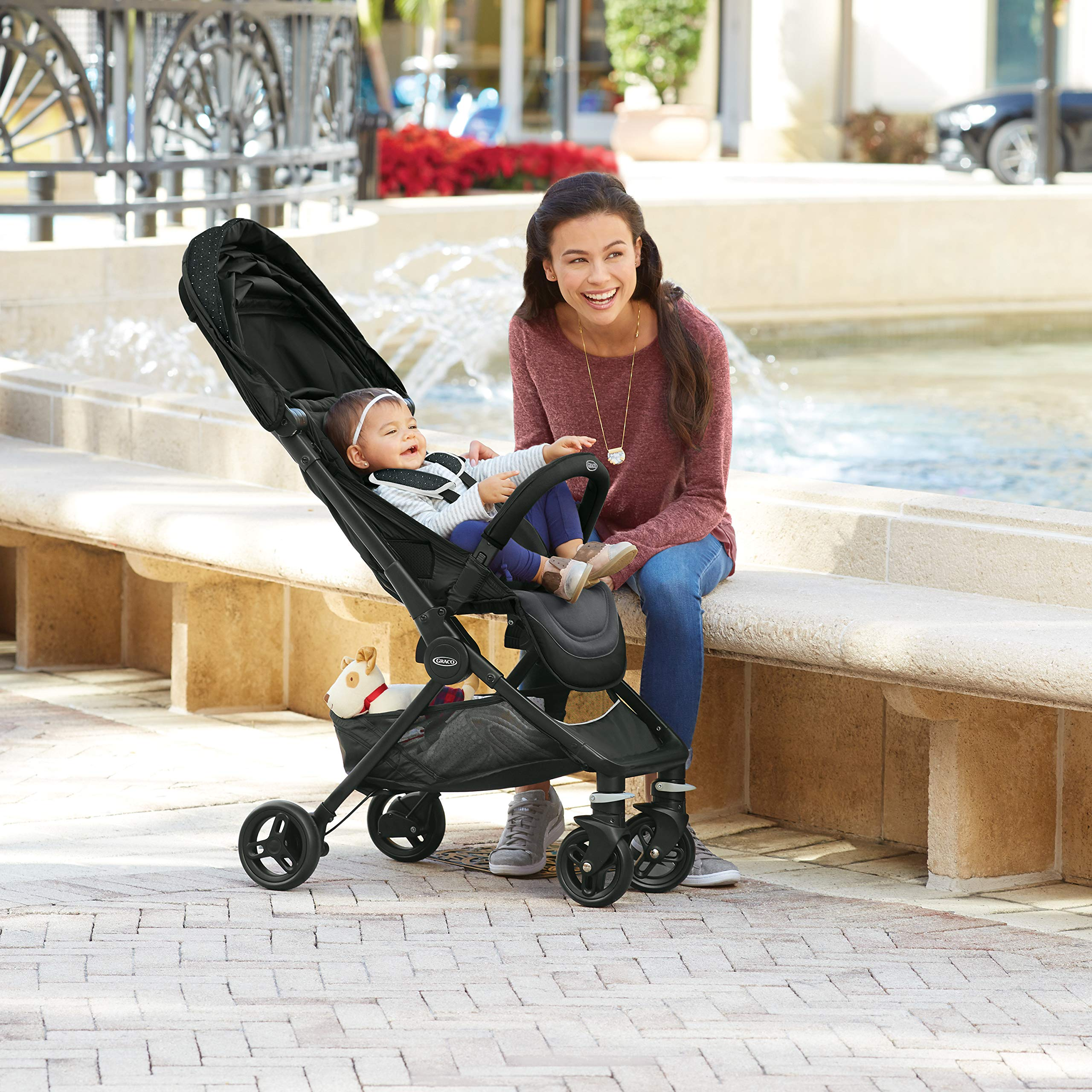 Graco Jetsetter Stroller, Balancing Act by Graco (Image #5)