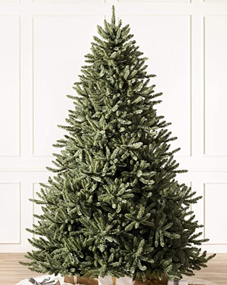 Amazon Com 6 5 Balsam Hill Blue Spruce Artificial Christmas Tree Unlit Kitchen Dining