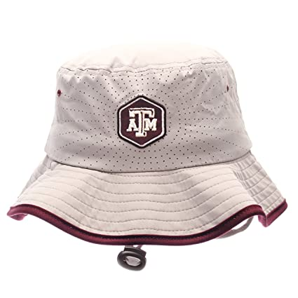 Image Unavailable. Image not available for. Color  ZHATS NCAA Texas A M  Aggies Men s Radiant Bucket Hat ... 8229b0f77cb0
