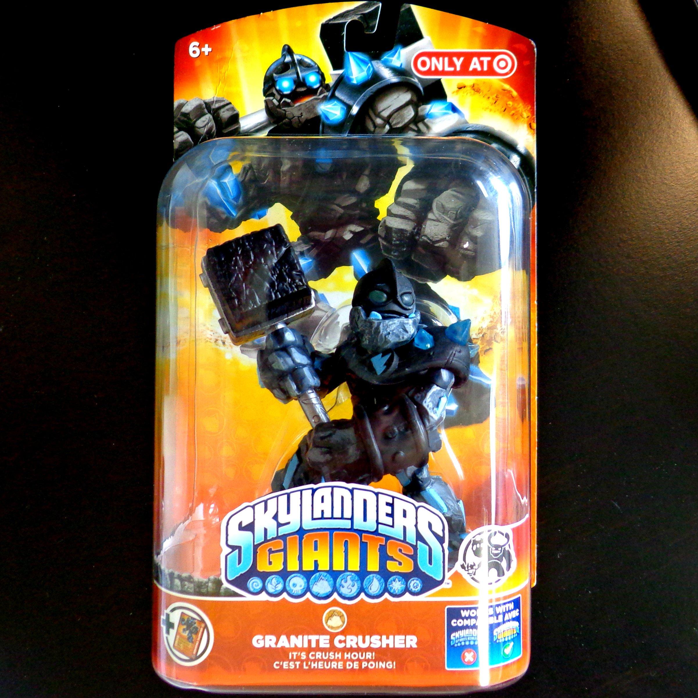 Activision Skylanders Giants Single Character Granite Crusher by Skylanders (Image #1)