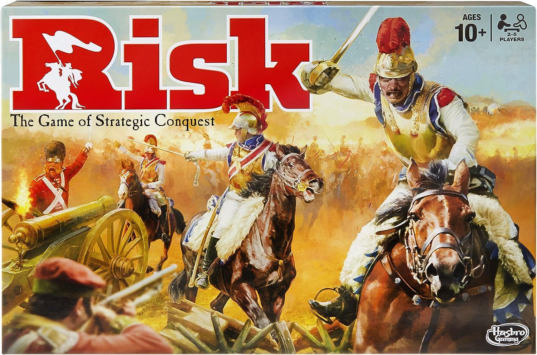 Hasbro Gaming Risk Game