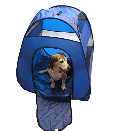 POP UP PORTABLE PET TENT - SMALL (23u0026quot; X 23u0026quot; ...  sc 1 st  Amazon.com & Amazon.com : POP UP PORTABLE PET TENT - SMALL (23