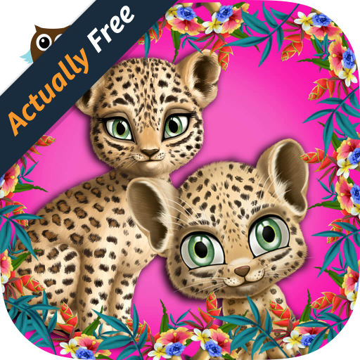 Baby Jungle Animal Salon FULL