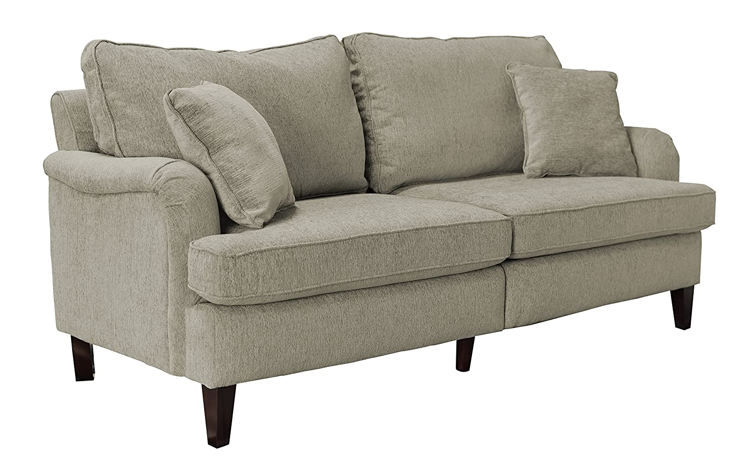 furniture sofa products serta hughes by item number couch upholstery casual pillow b topped s