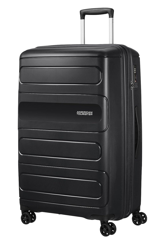 [アメリカンツーリスター] スーツケース サンサイド スピナー770106L 77 cm 4.4 kg 107528 国内正規品 メーカー保証付き  ブラック B07BDMGFGW