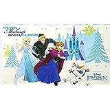 Markwins Disney Frozen, Il Regno di Ghiaccio Calendario dell'Avvento della Bellezza 2017, pacco da 1