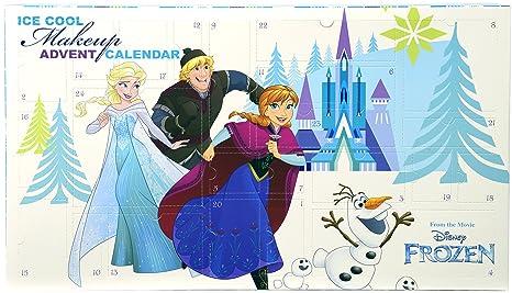 Calendario Bellezza.Markwins Disney Frozen Il Regno Di Ghiaccio Calendario Dell Avvento Della Bellezza 2017 Pacco Da 1