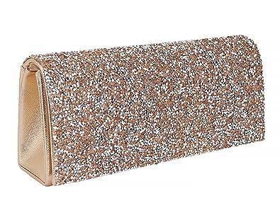 6ce814579c Naimo Bling Shiny Rhinestone Wedding Evening Party Clutch Handbag Purse
