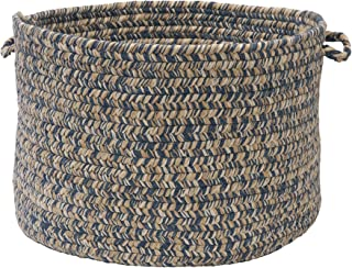 product image for Colonial Mills Tremont Utility Basket, 18 by 12-Inch, Denim