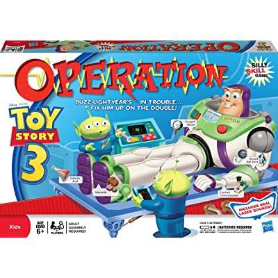 Toy Story 3 Operation Buzz Lightyear: Toys & Games