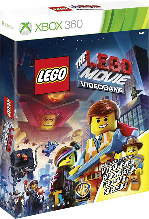The Lego Movie Videogame - Western Emmet Minitoy Edition ...