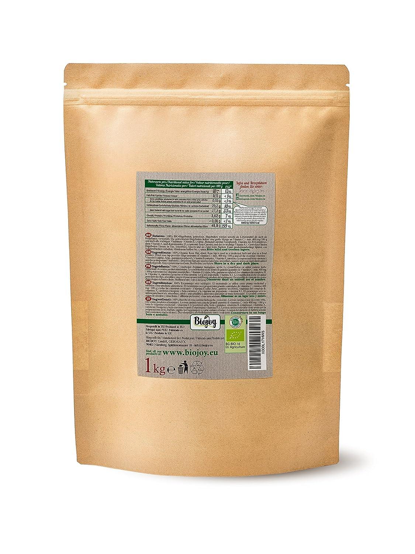 Biojoy Escaramujo seco BÍO | frutos secos de Rosa Canina BIO | calidad premium | frutos enteros de rosa canina | naturales | aromáticos y ricos en vitaminas ...