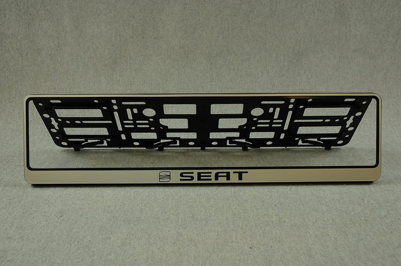 Set 2 x Kennzeichenhalter Seat Kennzeichenhalterung ...