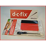 DC FIX Application Kit Tool Vinyl Squeegee and Knife for Self Adhesive Wrapping Vinyl Application