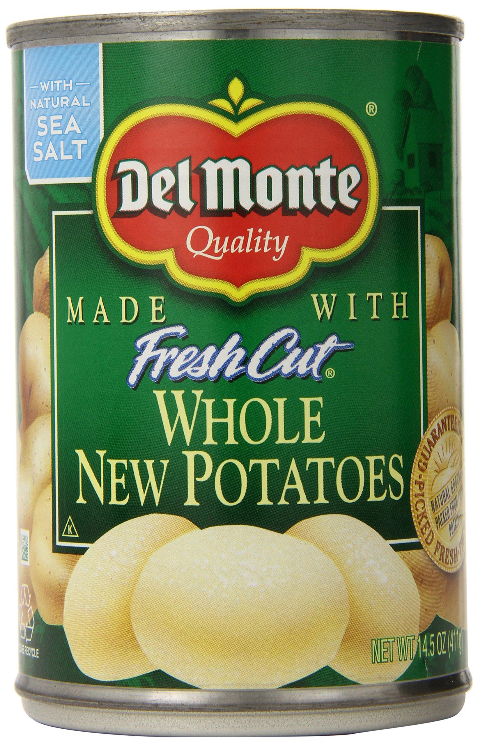 Del Monte Whole New Potatoes, 8 Count by Del Monte