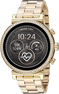 Amazon.com: Michael Kors Access, Womens Smartwatch ...