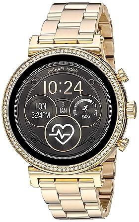 Amazon.com: Michael Kors Access MKT5062 - Reloj de pulsera ...