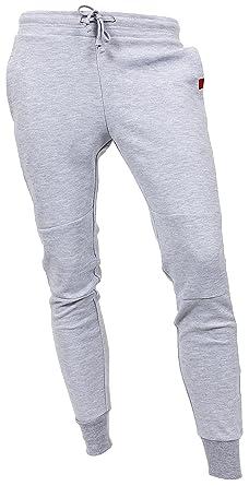 1bf7baa2353ba1 Athleisure Hat and Beyond Mens Jogger Pants Biker Slim Fit Casual Fleece  Active Elastic