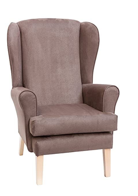 Chairs Direct Uk Lancaster ortopédica Alta Silla de Asiento ...